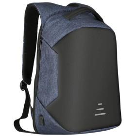 NCYTDE バックパックUSB充電ラップトップ盗難防止バックパックバックパックレジャートラベルバッグ