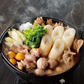 比内地鶏 きりたんぽ鍋セット (3〜4人前)
