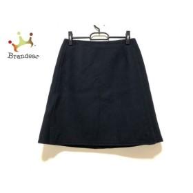 マッキントッシュフィロソフィー スカート サイズ38 L レディース 美品 ダークグレー 新着 20190923