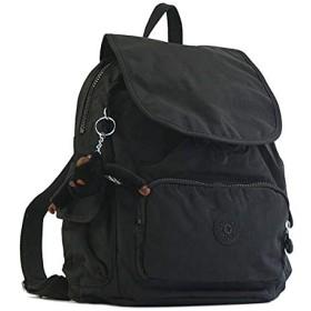 (キプリング) kipling CITY PACK S バックパック #K15635 999 J99 TRUE BLACK 並行輸入品 [並行輸入品]