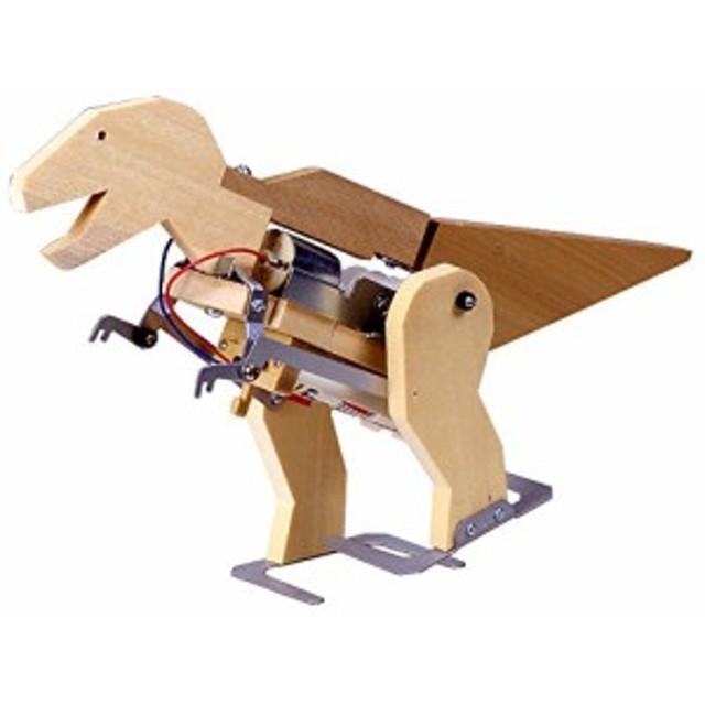 タミヤ 楽しい工作シリーズ No.89 歩くティラノサウルス工作基本セット (70(未使用品)
