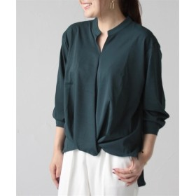 裾タックスキッパーブラウス (ブラウス)Blouses, Shirts, 衫, 襯衫