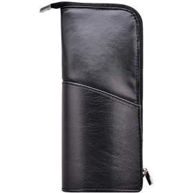 Poonikuu化粧品バッグ トイレタリーバッグ メイクポーチ 洗面用具入れ 化粧ポーチ 旅行出張 アウトドア レディース ブラック