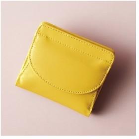 アッシュエル レディースホック式財布(イエロー) M80114954