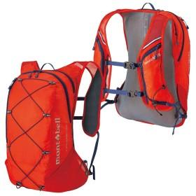 (モンベル) mont-bell クロスランナーパック 15 登山バッグ tracking backpack CROSS RUNNER PACK 15L (ホットレッド(HRD)) [並行輸入品]