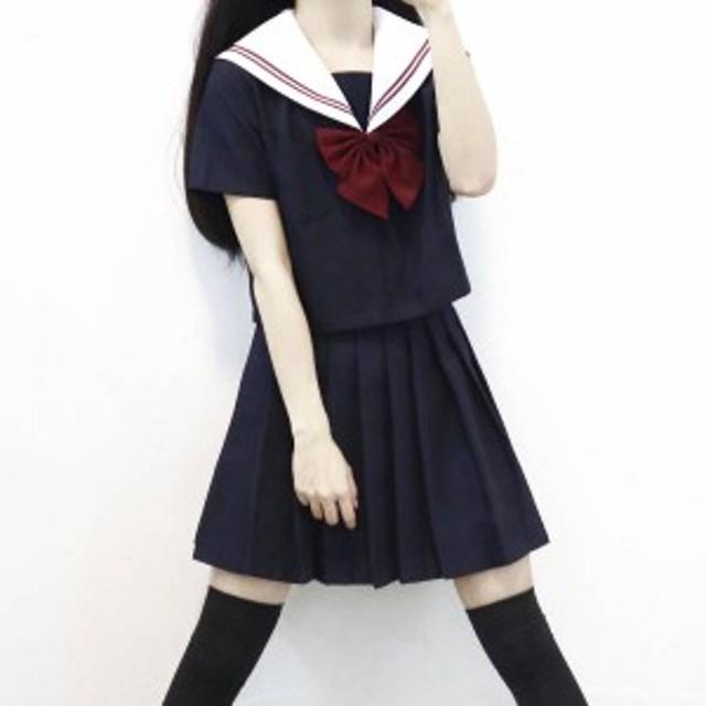 JK制服 女子高生 学校制服 スクール セーラー服 コスプレ コスチューム  クラスの服  學院風 nz013