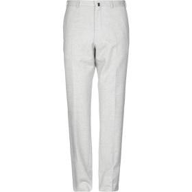 《期間限定セール開催中!》INCOTEX メンズ パンツ ライトグレー 52 ウール 100%