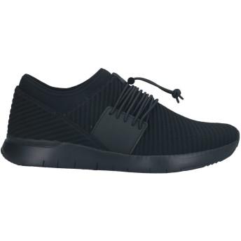 《セール開催中》FITFLOP レディース スニーカー&テニスシューズ(ローカット) ブラック 3 紡績繊維