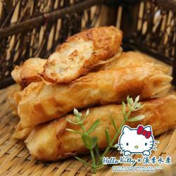 漁季水產  (買三送三) 府城蝦捲(300g±10%/盒) 共計6盒-活動