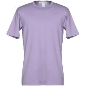 《セール開催中》COMME des GARONS SHIRT メンズ T シャツ ライラック XS コットン 100%