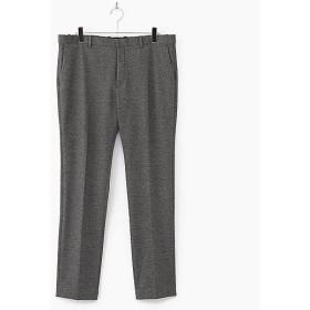 <Theory(MEN)/セオリー>【紳士大きいサイズ】パンツ MARLED black【三越・伊勢丹/公式】