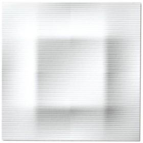 ユーパワー プラデック ウォール アート スクエア(ホワイト) PL-05819