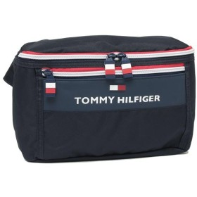 【SALE】トミーヒルフィガー バッグ TOMMY HILFIGER TC090CT9 TOMMY NAVY CITY TREK LL THー828A WAIST BAG メンズ レディース ボディバッグ・ウエストポーチ 無地 TOMMY NAVY 紺 2019秋冬新作