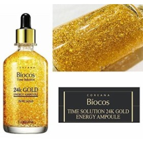 [COREANA] Biocos Time Solution 24kゴールドエナジーアンプル100ml/[COREANA] Biocos Time S