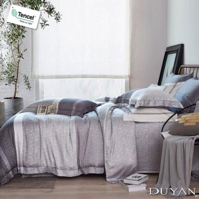 DUYAN 竹漾 天絲 雙人床包三件組 唐吉訶德