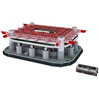 ACHICOO 立体パズル 3D サッカー フィールドパズル DIYおもちゃ 子供 大人 ギフト 7#