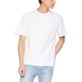 [クリフメイヤー] TOUGH TEE スウェットデザインTEE 半袖 メンズ 半袖Tシャツ ヘビーウェイト 無地 ムジ LARGE オフホワイト