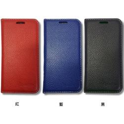 for   Apple  iPhone 11 Pro Max  ( 6.5 吋 )    新時尚 - ( 真皮 ) 隱藏磁扣 - 側翻皮套