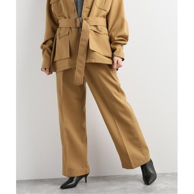 JOURNAL STANDARD 【NEEDLES / ニードルス】military pant:パンツ ベージュ M