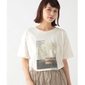 (studio CLIP/スタディオクリップ)フォトプリントTシャツ/ [.st](ドットエスティ)公式