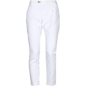 《セール開催中》AT.P.CO レディース パンツ ホワイト 38 コットン 98% / ポリウレタン 2%