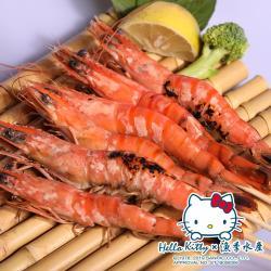 漁季水產 (買草蝦送草蝦仁)草蝦10p (280g±10%/盒)3盒+草蝦仁 (250g±10%/包)1包