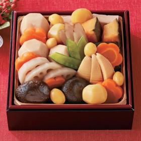 国産野菜のお煮しめ重【12月31日お届け】