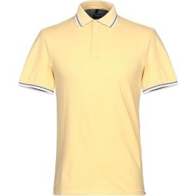 《セール開催中》WOOLRICH メンズ ポロシャツ ライトイエロー M コットン 92% / ポリウレタン 8%