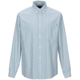 《期間限定セール開催中!》CARHARTT メンズ シャツ ライトグリーン M コットン 100%