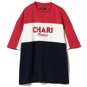 【60%OFF】 ビームス アウトレット Chari & Co. × Ray BEAMS / 別注 MOTO Tシャツ レディース RED ONE SIZE 【BEAMS OUTLET】 【セール開催中】