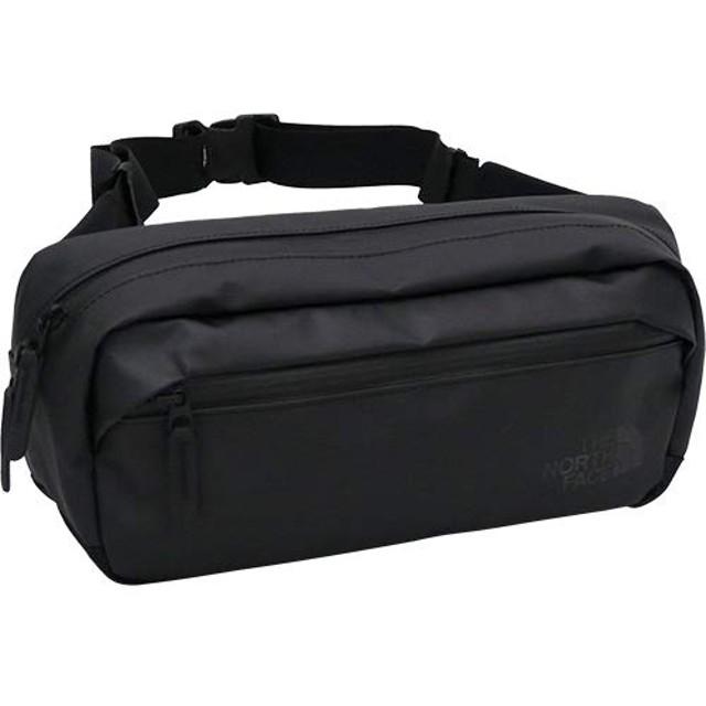 [ノースフェイス] スクランブラーヒップパック Scrambler Hip Pack ブラック2 NM81804 KK