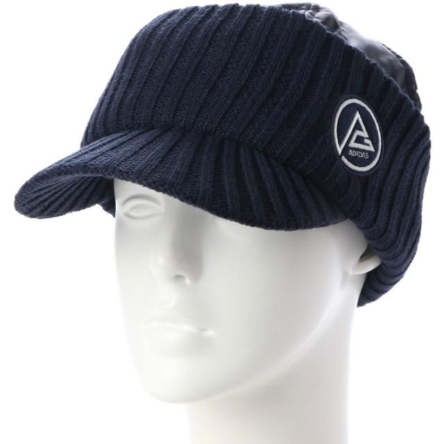アディダス adidas レディース ゴルフ ニット帽子 ウィメンズ ウーブンコンビニットキャップ CL6665