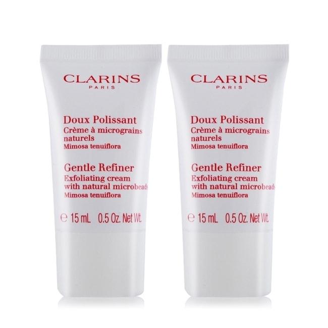 CLARINS 克蘭詩 含羞草煥膚去角質霜(15ml)X2