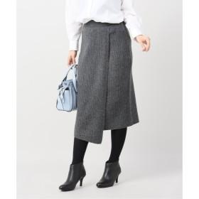 【ラ トータリテ/La Totalite】 RIBニットスカート