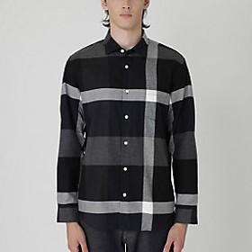 【Crestbridge 】フランネルビッグスケールクレストブリッジチェックシャツ