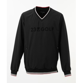 【オンワード】 23区GOLF(ニジュウサンク ゴルフ) 【MEN】【ストレッチ/撥水】スニードジャック ブルゾン ブラック M メンズ 【送料無料】