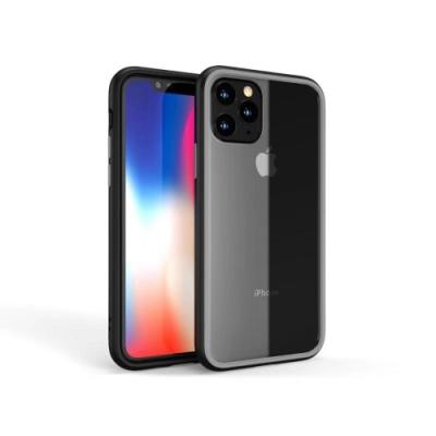 IN7 絢彩系列 iPhone 11 Pro Max 6.5吋撞色透明防摔手機保護殼
