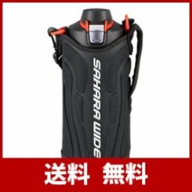 タイガー 水筒 1L 直飲み ステンレス スポーツ ボトル ポーチ付き ブラック  Tiger MME-D100-K