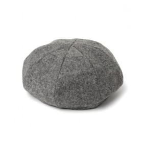 (LAKOLE/ラコレ)ツイードベレー帽/ [.st](ドットエスティ)公式