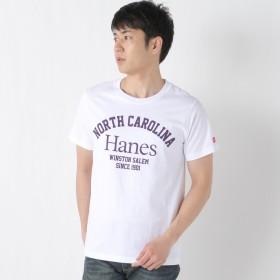 メンズロゴプリントTシャツ【定番人気】