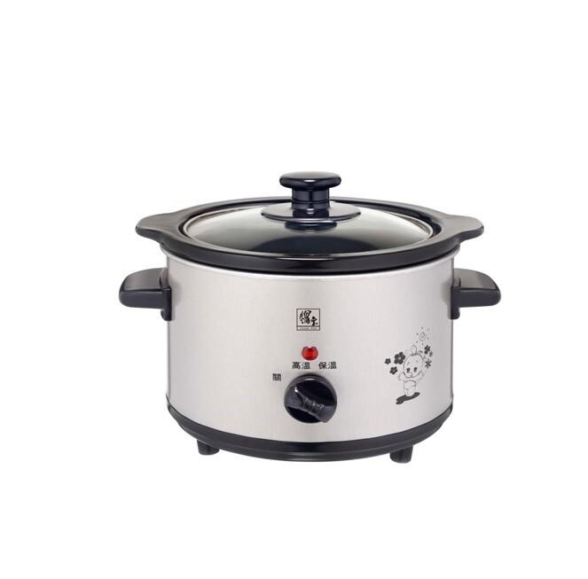 鍋寶1.5l不銹鋼陶瓷電燉鍋 se-1050-d