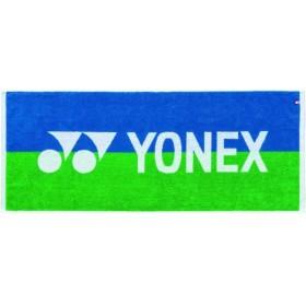 Yonex(ヨネックス) スポーツタオル AC1055 ブルー/グリーン