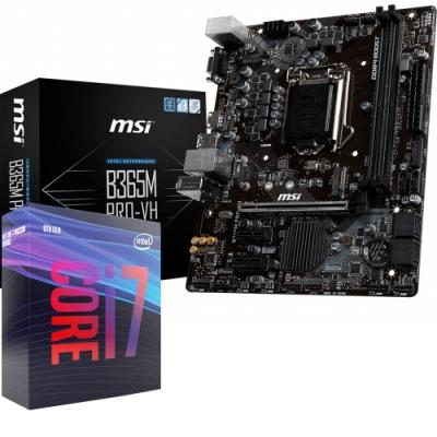 INTEL I7-9700 B365M PRO-VH