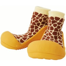 Baby feet ベビーフィート Neon Star Giraffe 11.5cm