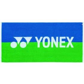 Yonex(ヨネックス) シャワータオル AC1050 ブルー/グリーン