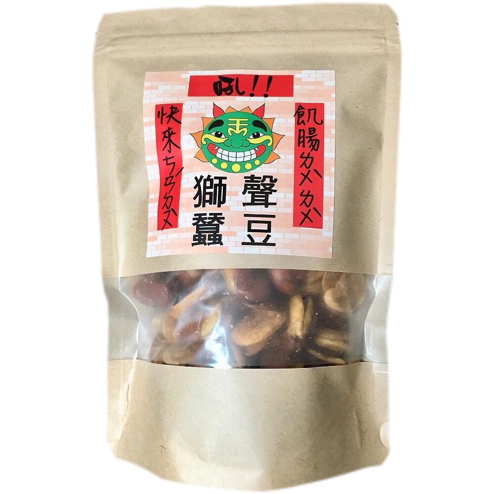 獅聲蠶豆酥-天然蒜味