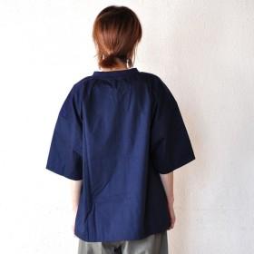 切替プルオーバーシャツ / AF12-b