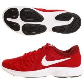 [ナイキ] レボリューション 4 メンズ 908988-600 (Gym Red White Team Red Black, 28.0 cm)
