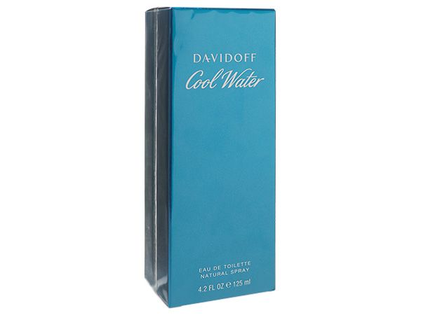 Davidoff~冷泉男性淡香水(125ml)【D200057】