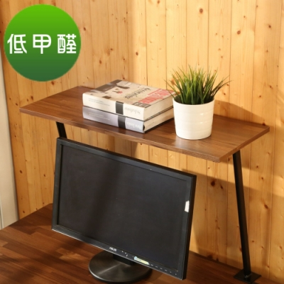BuyJM 低甲醛拼接木紋桌上型置物架/印表機架80x30x50公分